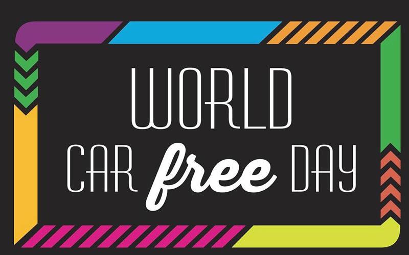กิจกรรม car free day